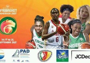 Sport: Le championnat d'Afrique de basket-ball féminin se joue à Yaoundé