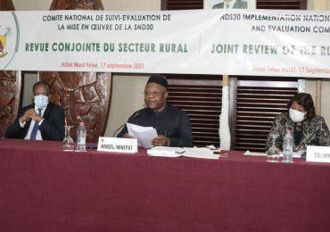 Planification: Le secteur rural revisite la Stratégie Nationale de Développement