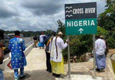 Coopération Bilatérale : Nganou Djoumessi scrute le pont sur la Cross-River