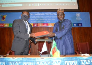 Economy :  UN and Cameroon In Development Synergy