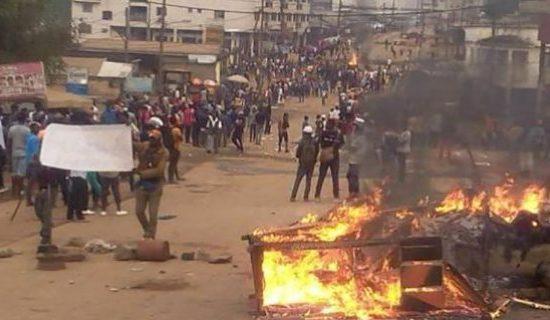 NOSO : Historique de la crise méjugée par le gouvernement